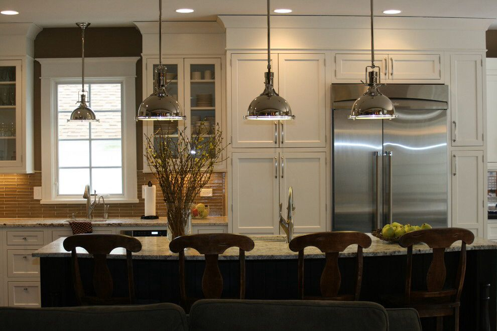 I Have An 8x5 Island With Three Pendants Spaced About 2 Apart And 16 From The Edges Of The I Drop Lights Kitchen Kitchen Pendant Lighting Kitchen Pendants