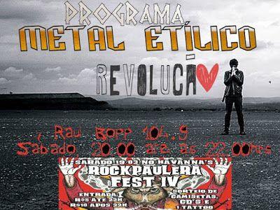Colunistas Leda Rocker: Revolução!