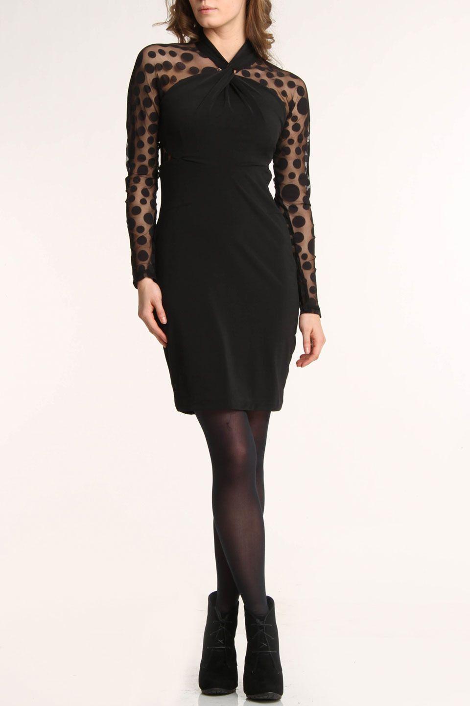 Unique take on a little black dress stylish clothes pinterest