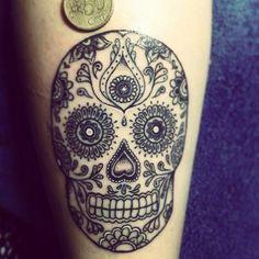 15+ Tatouage crane mexicain femme trends