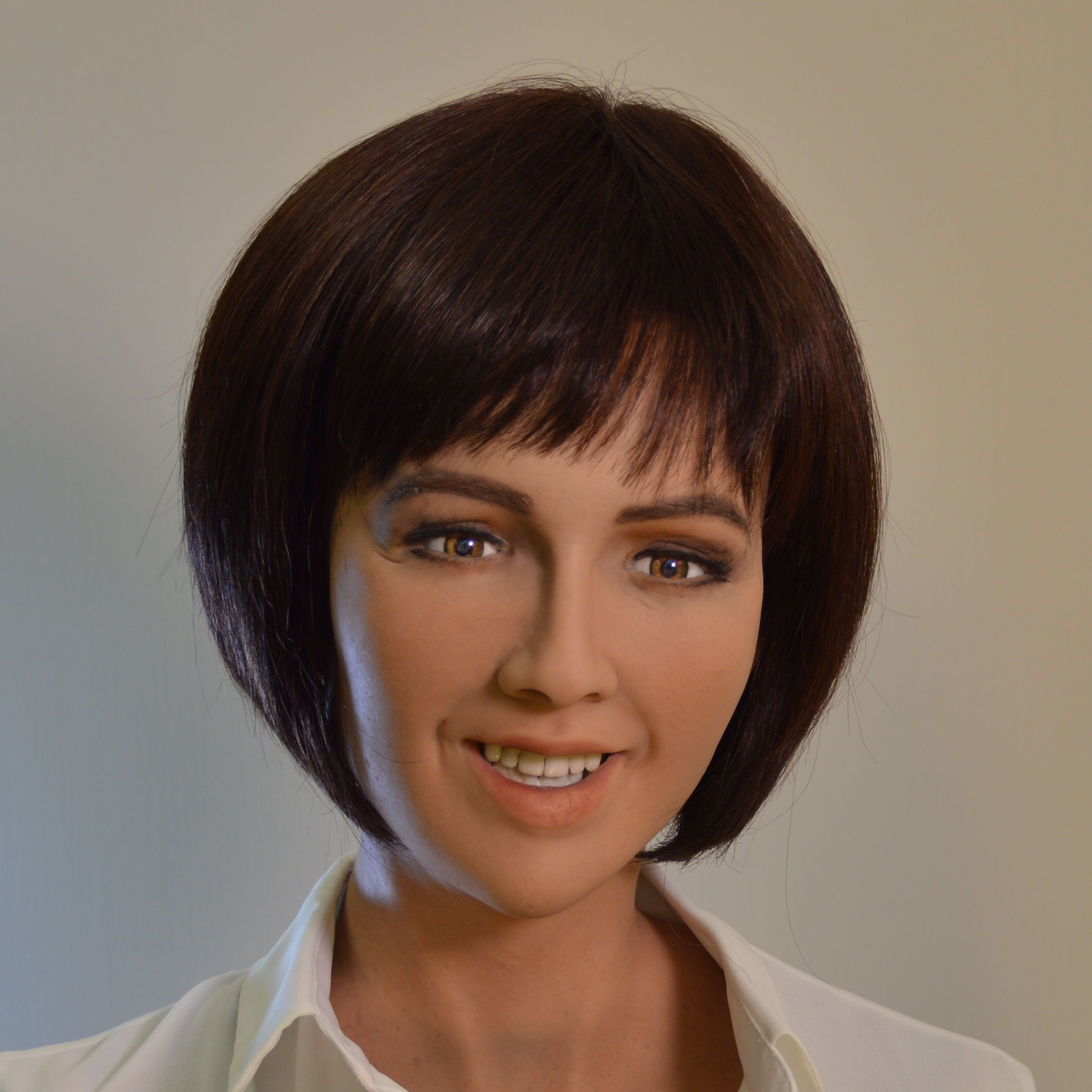 Sophia Sophia Is Hanson Robotic S Latest Robotic Creation And Is