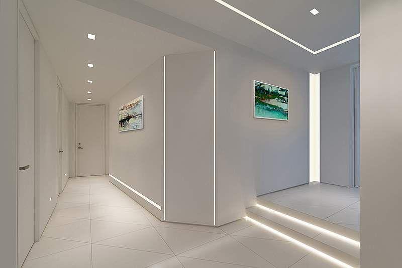 Profile Led Encastrable L Eclairage De Pointe Pour Une Atmosphere Exclusive Luminaires Encastres Eclairage Lineaire Et Idee Luminaire Salon