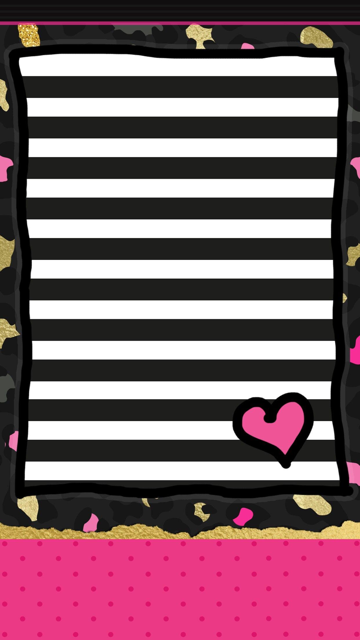 Wallpaper Iphone Wallpaper Glitter Chevron Wallpaper Heart Wallpapero Kitty Wallpaper Love