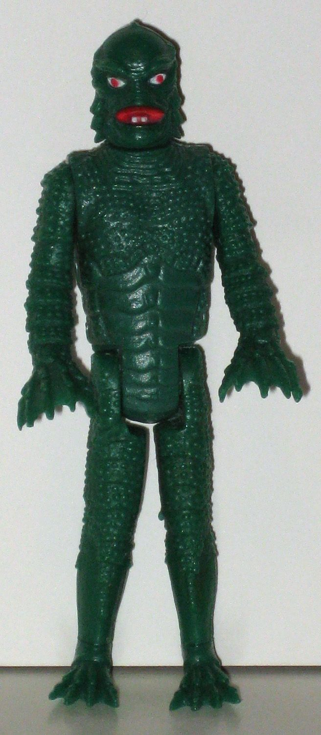 Remco's Mini Monster Creature from 1979