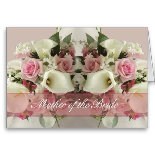 Mother of the bride congratulations card bouquet deluxephotos mother of the bride congratulations card bouquet m4hsunfo
