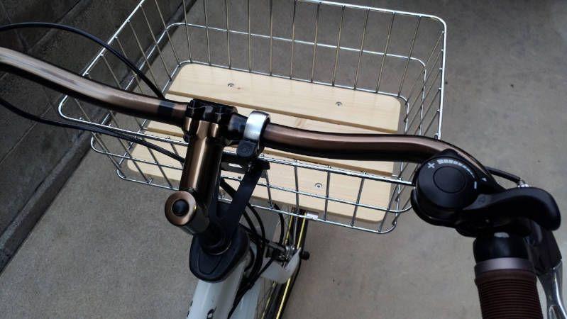 先日 Hydee2 ハイディーツー の前カゴを交換し 一通りのカスタマイズが完了したのですが 最後にベルの交換を追加しました ハンドル周りをスッキリさせる意味で デフォルトで付属していたベルを取っ払う事にしたのですが どうやら ベルを自転 自転車 電動自転車