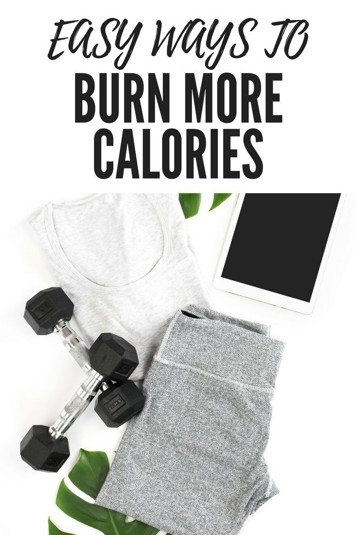 8 Easy ways to burn more calories while working out - CSG ...