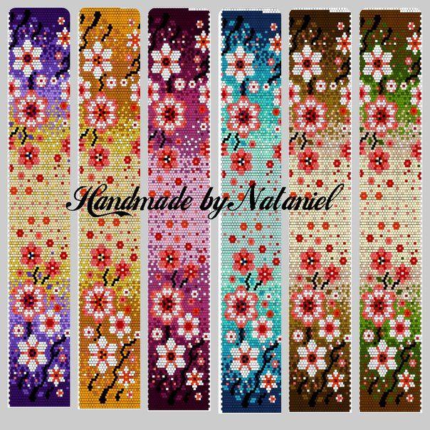 Handmade by Nataniel - бисерные жгуты и схемы | ВКонтакте