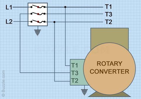 3 Phase Converter Wiring Diagram Irrigation Controller Diagram Wire