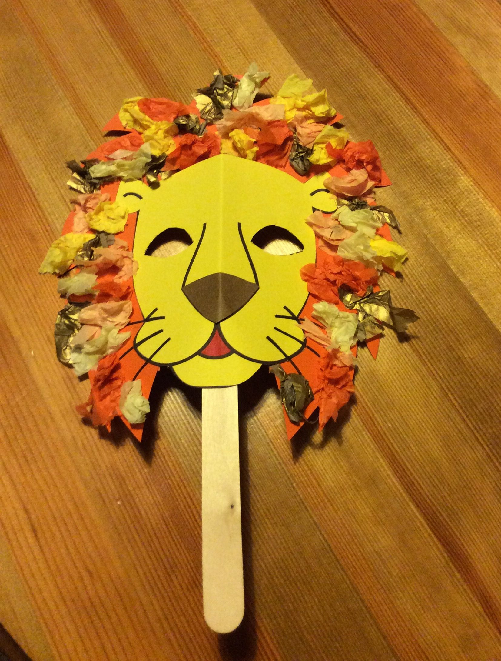 lion preschool craft mask craft for daniel in the lions den bible story 254