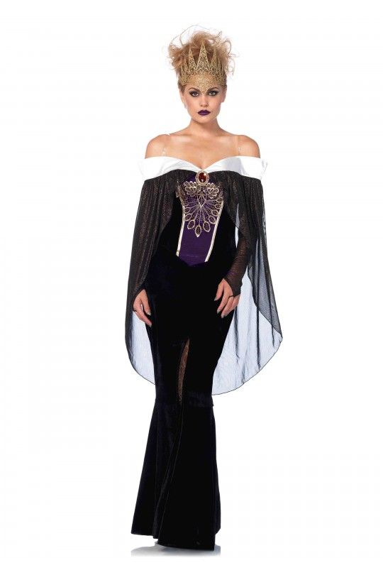 Halloween Witch Costumes | Witch costumes, Evil queens and Halloween ...