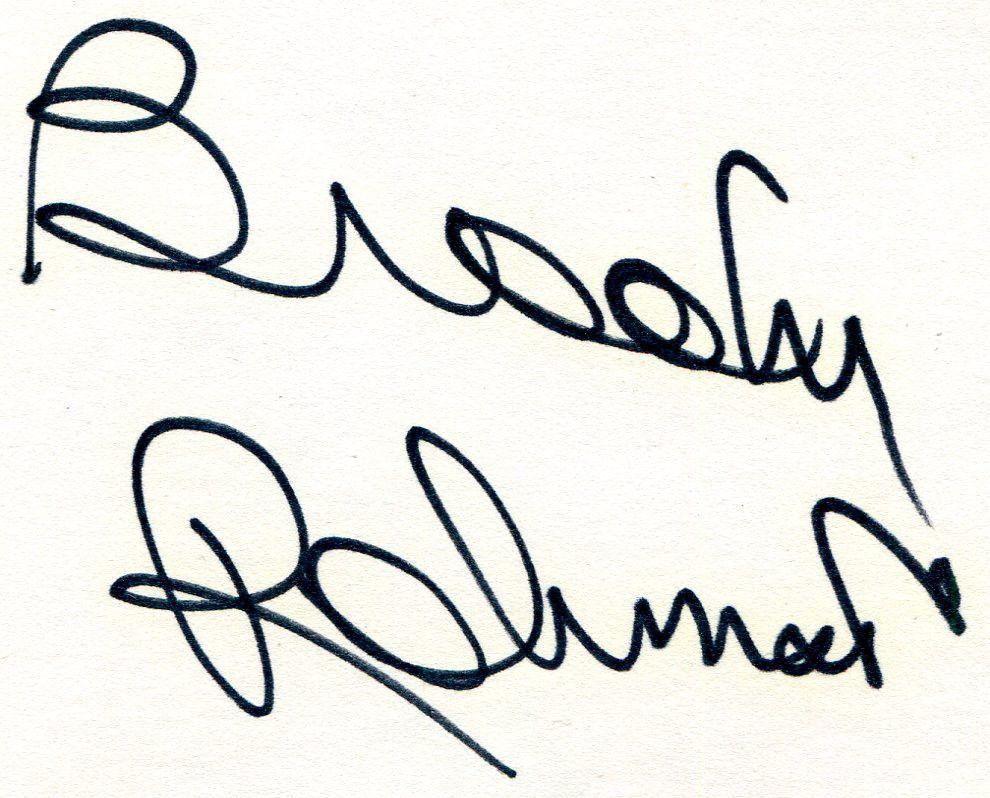 Brooks Robinson Hof Baltimore Orioles Baseball Autograph Index Card 4 X6 W Coa Baltimore Orioles Baseball Orioles Baseball Autographed Baseballs