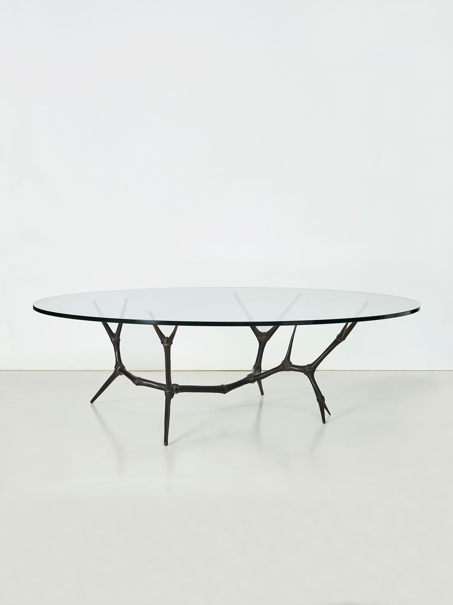 Charles Haupt Num Num Coffee Table Joined Thorns Coffee Table Bronze Table Table [ 2000 x 1498 Pixel ]