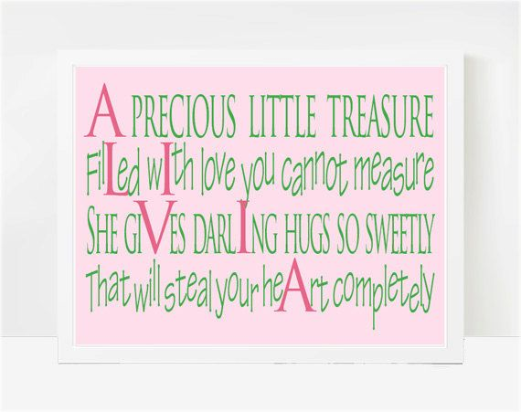 Baptism gifts baby shower gifts baby name poems alivia 8x10 baptism gifts baby shower gifts baby name poems alivia 8x10 negle Images