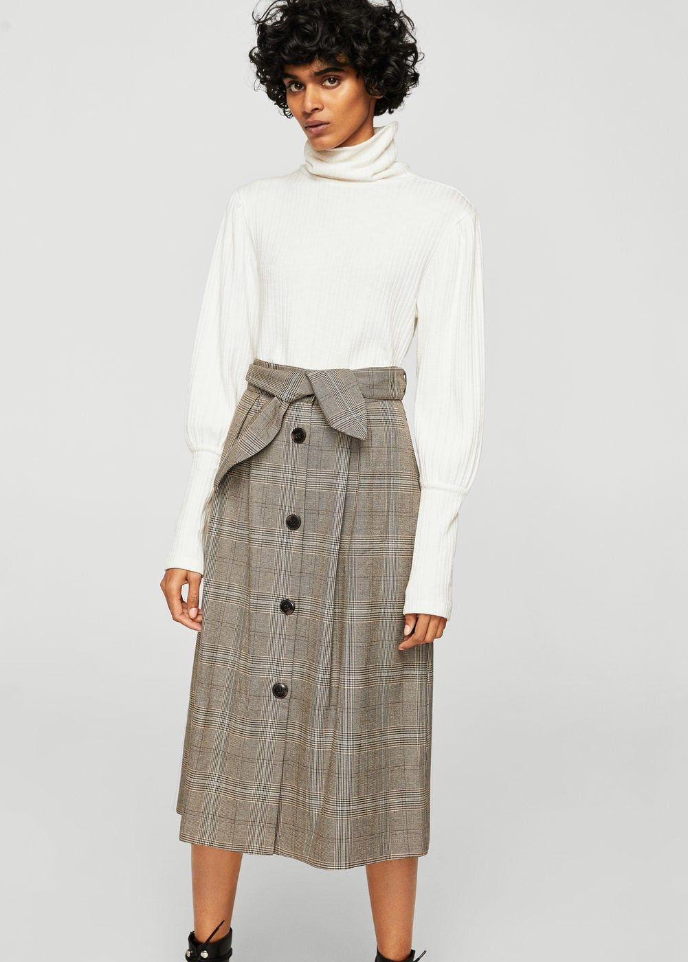 Missoni falda midi con dobladillo asimétrico - Multicolor farfetch Otoño/Invierno za9k9T
