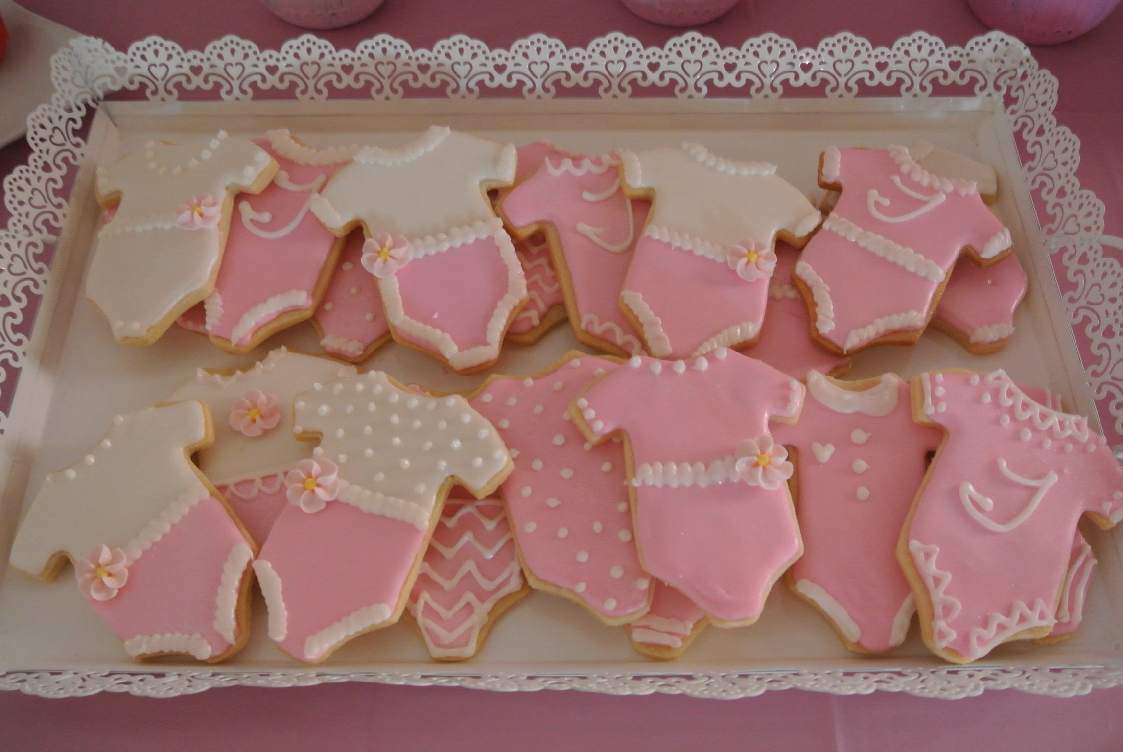 Pin On My Pink And Gold Diy Baby Shower