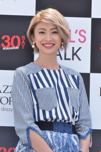 大人の女性で憧れる 山田優の真似したい髪型を画像付きでご紹介