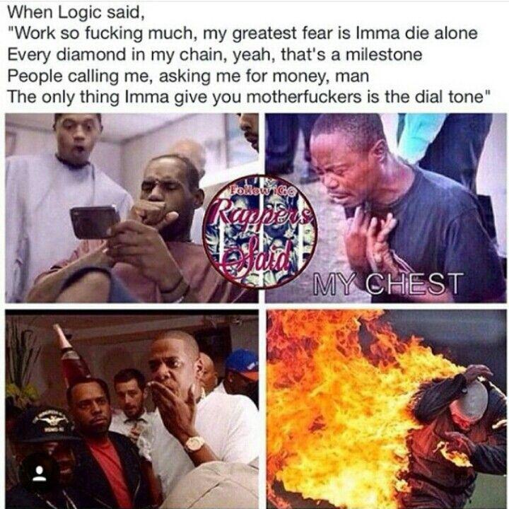 Pin By Jai Jai On Giggles Pinterest Funny Logic Rapper