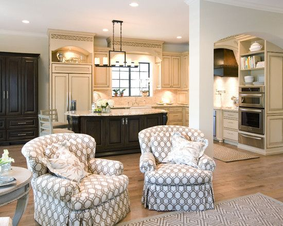 Kitchen Sitting Rooms Design, Pictures, Remodel, Decor And Ideas   Page 6