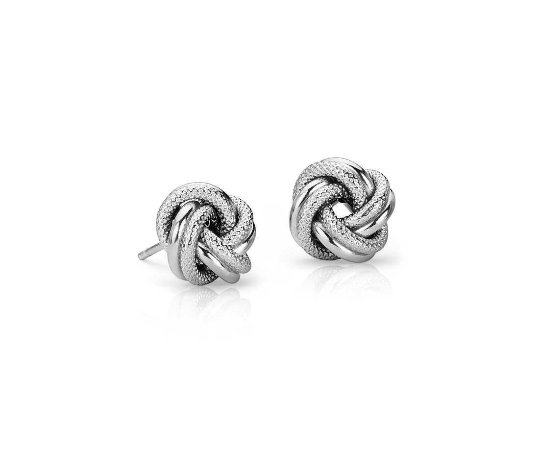 beers aura de platinum stud earrings diamond earring jewellery