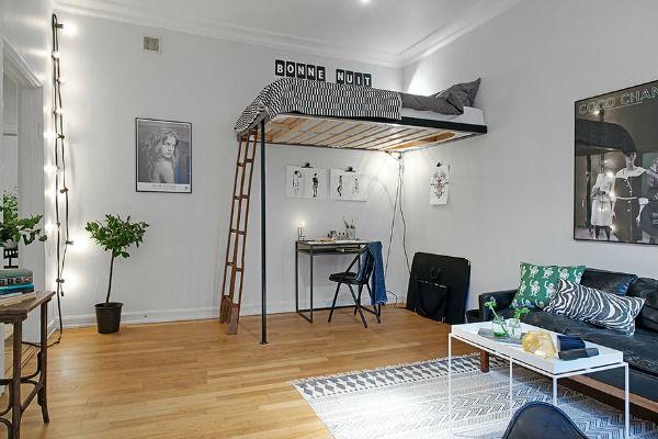 Zwevende hoogslaper bouwen google zoeken home pinterest room