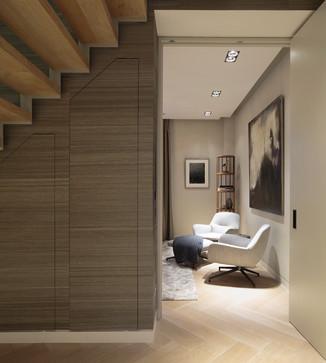Classic Contemporary Beige Living Design Ideas, Photos, Makeovers and Decor http://bit.ly/Vnails ✿. ☺ ✿