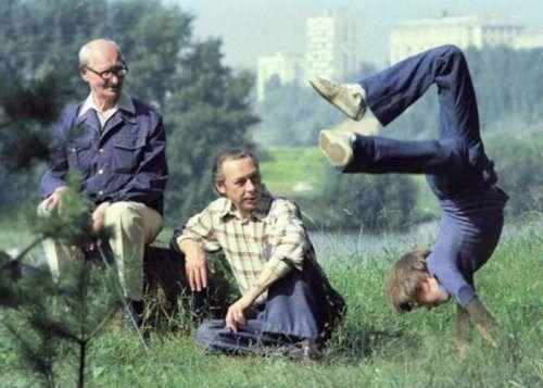 Семейные фото известных советских актёров (с изображениями ...