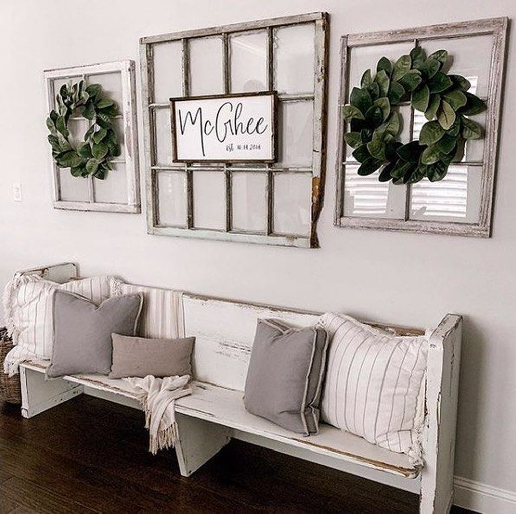 Amazing Country Farmhouse Living Room Decor Ideas Farmhouse