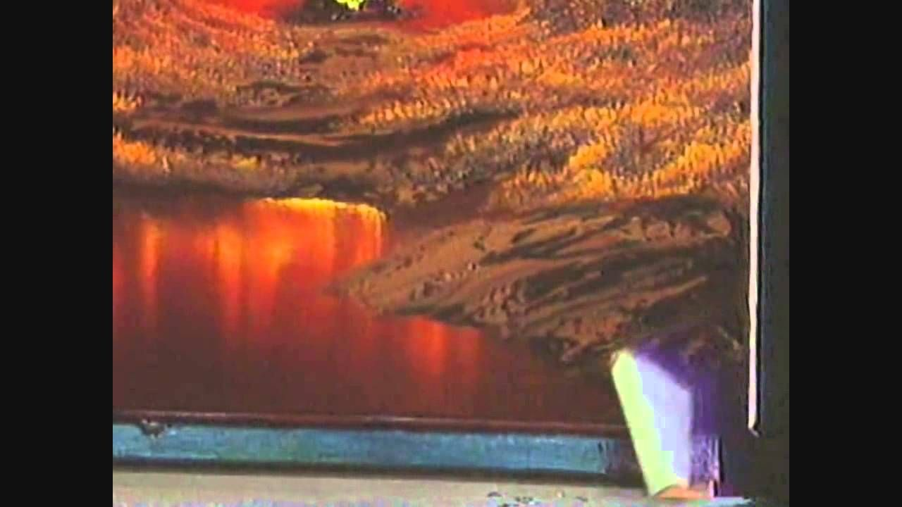 S3E10 Campfire - Bob Ross Painting (Full Episodes)