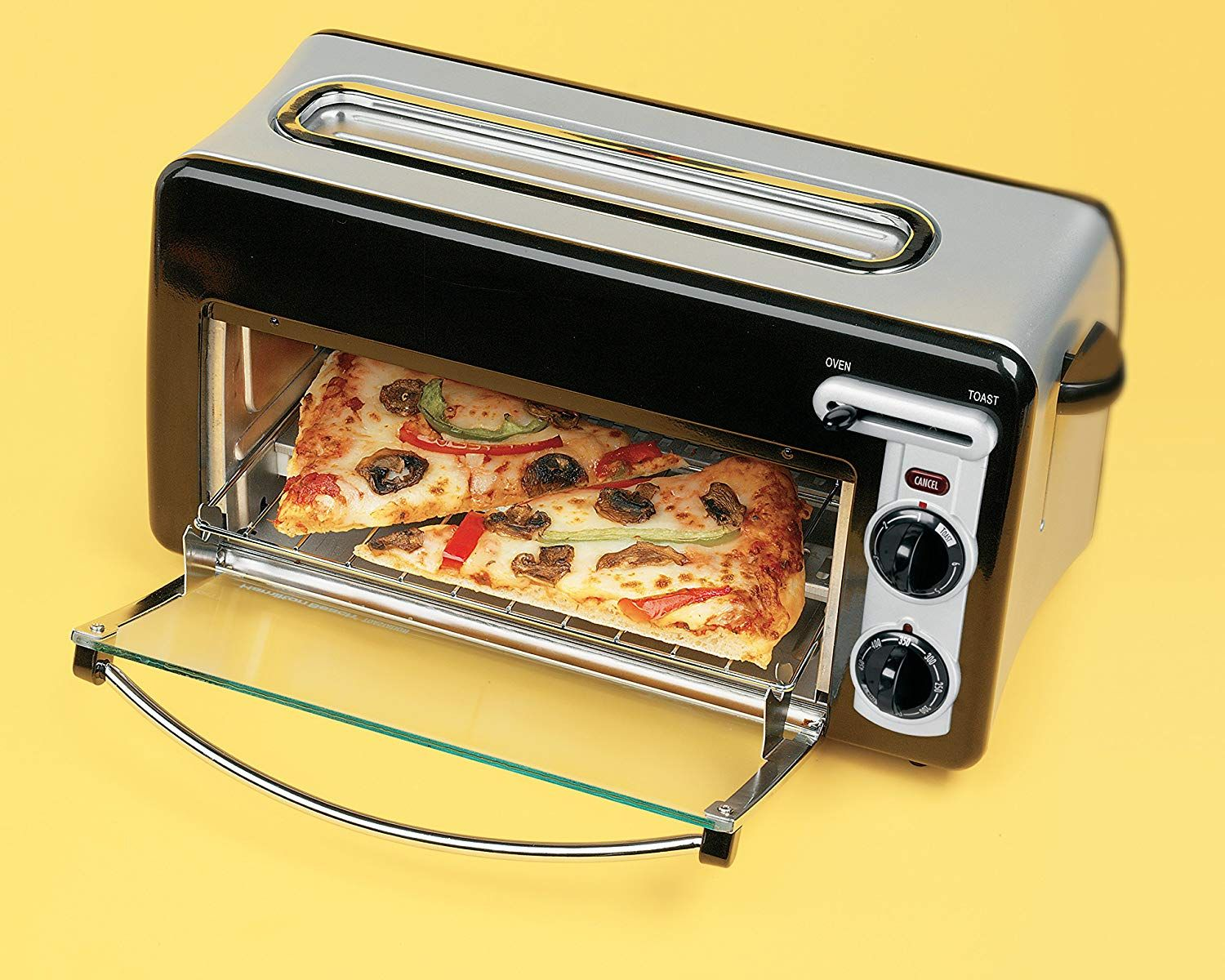 Hamilton Beach Toastation 2 Slice Toaster And Countertop Oven