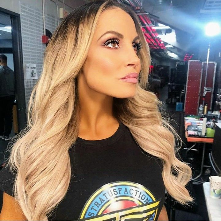 Pin by MELISSA A. KLEIN on TRISH STRATUS! | Long hair