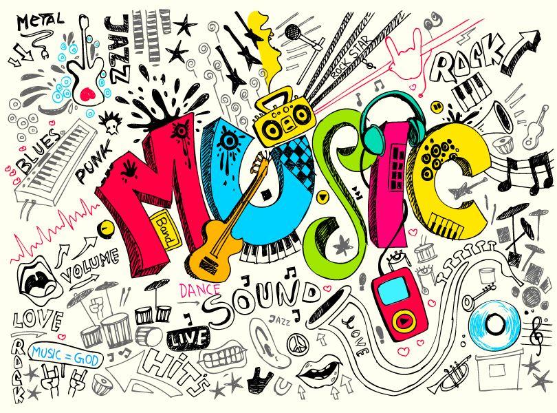 "Pop Music Rocks"" | Pop music, Digital art and Darkness"