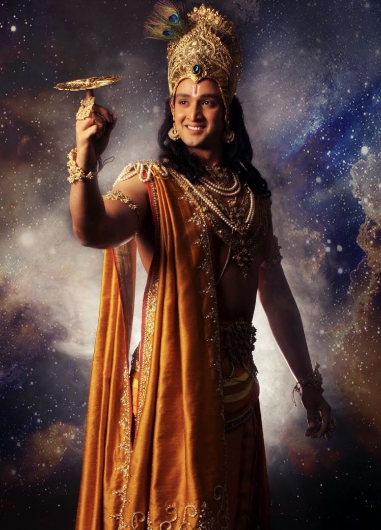 Photo of Sri Krishna Govindha Hare Murari Hey Madh Narayan Vasudeva …