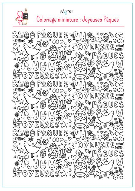 Coloriage Paques Design.Coloriage Paques Pasxa Easter Easter Arts Crafts Et Easter Art
