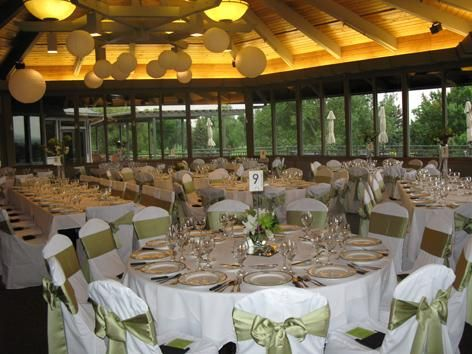 Boulder Country Club Colorado Looks Like They Do A Combo Of Round And Oblong Tables Wedding Photos Pinterest Weddings
