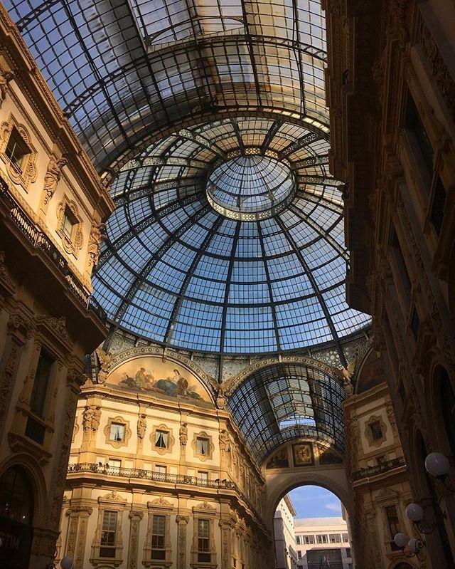 Galeria Vittorio Emanuele, Milano, Italy