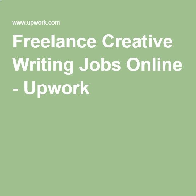lance creative writing jobs online upwork home jobs lance creative writing jobs online upwork