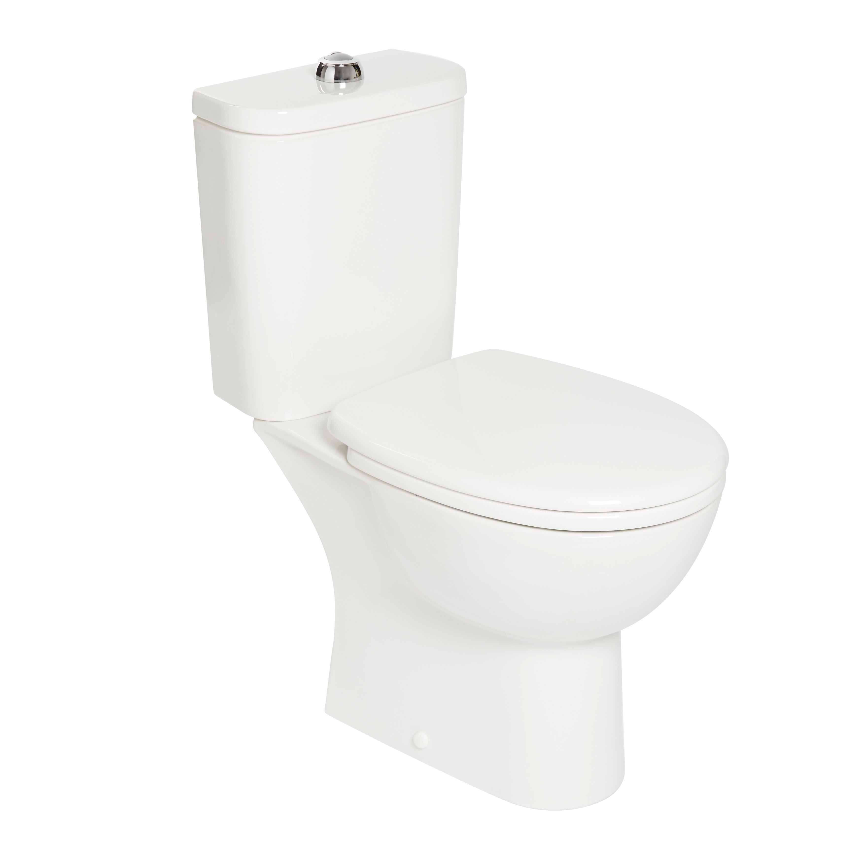 mode verso close coupled toilet with soft close seat with pan  - cooke  lewis helston contemporary closecoupled toilet with soft close seat