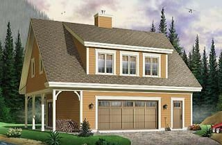 Two Car Garage With Apartment Above Google Search Yellow - Craftsman garage with apartment above plans