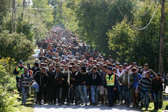 Refugee Crisis: Migrant Surge Continues Amid EU Attempt to Slow It
