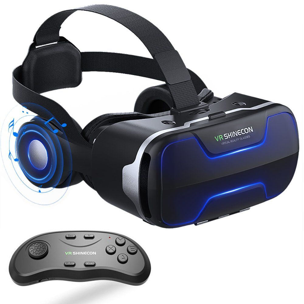 Best VR Headsets for iPhone XS Max, XS and XR You Can Buy