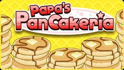 Papa S Pancakeria Free Girl Games Papa Fun Math Games