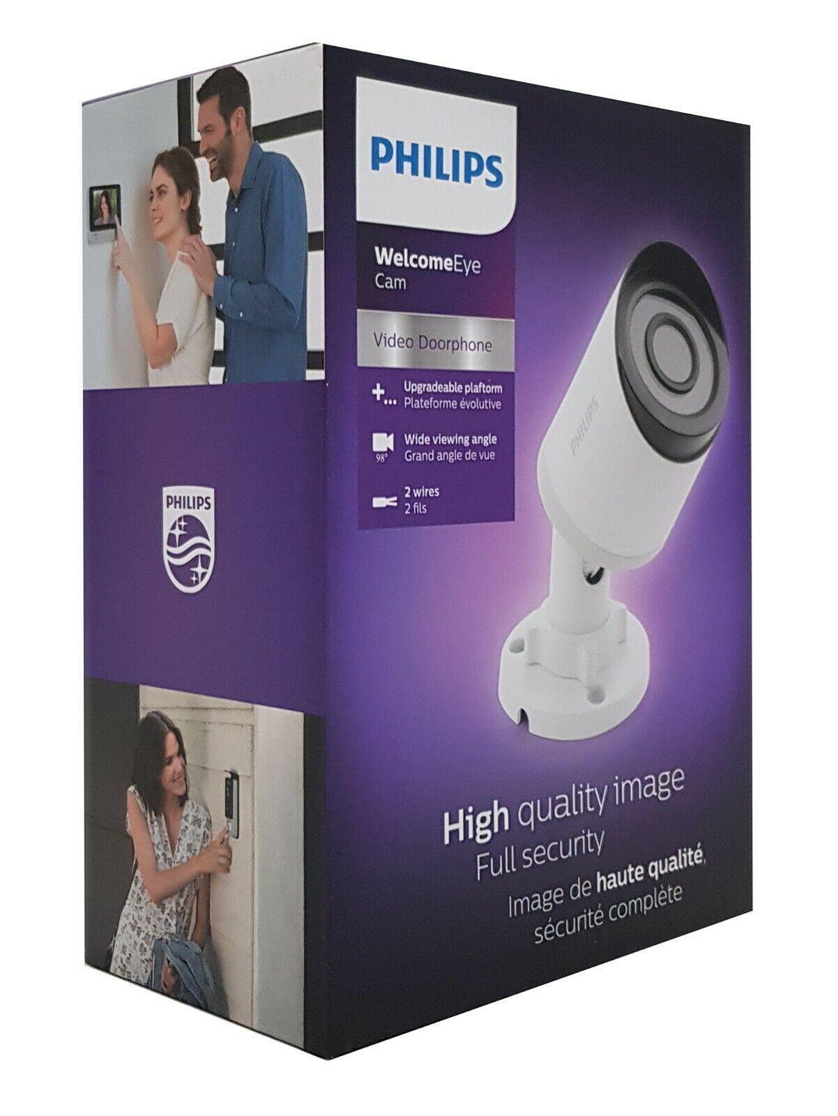 Drahtlos Babyphone mit Kamera Farbe Video Monitor Nachtsicht Babypflege Weiß