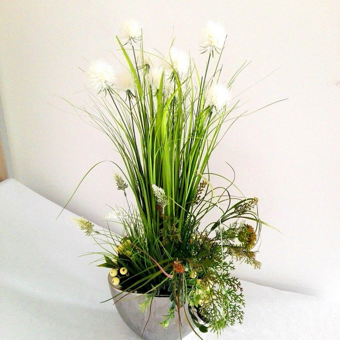 Trawa Kompozycja 80 Swiateczne Atelier Plants Grass