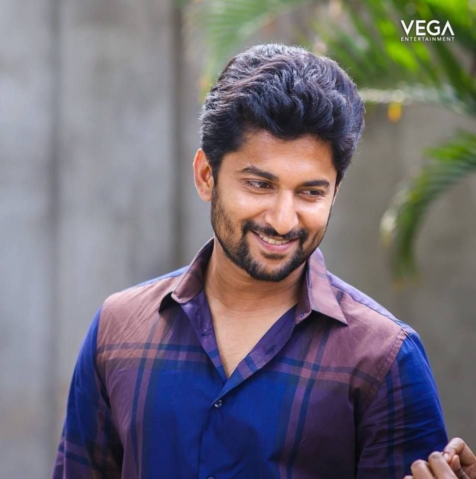 Vega Entertainment Wishes A Very Happy Birthday To Actor Nani Actornani Actor Naturalstar Birthday 24thfebruary Vega En Actors Telugu Hero Actor Photo