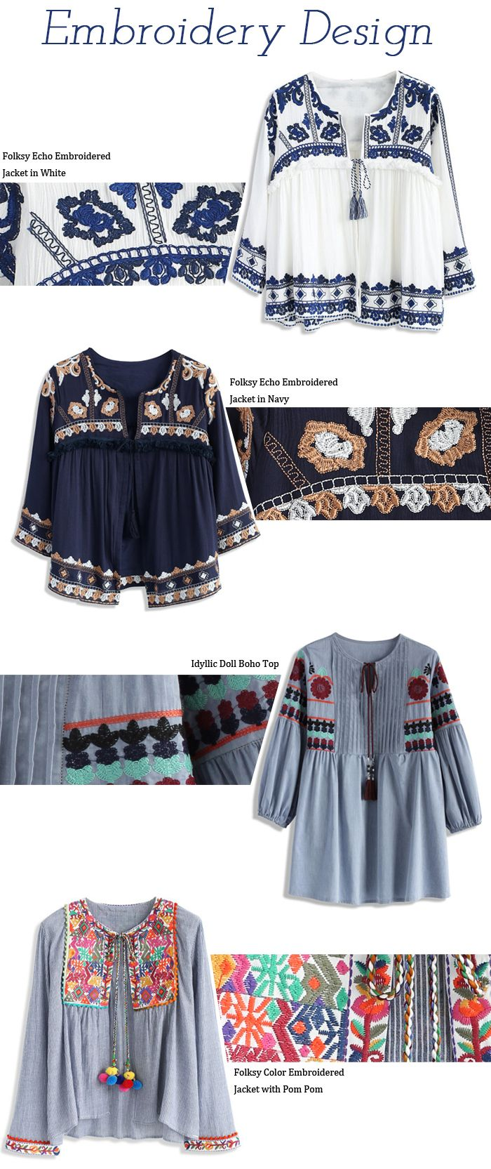Slide a little folksy flavor into your fall closet with these fun ...