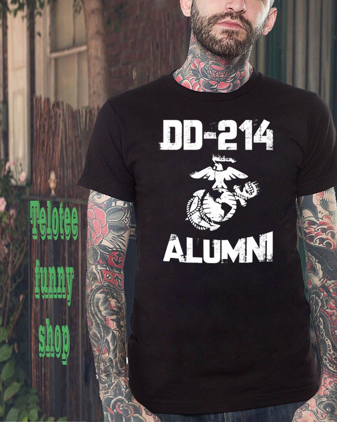 U.s marine DD214 alumni shirt, Hoodie, Vneck, Sweater