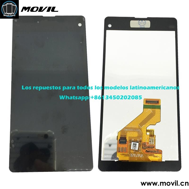 Brand New 4.3inch Mobile Phone Display for Sony Xperia Z1 Mini LCD Screen Digitizer Assembly