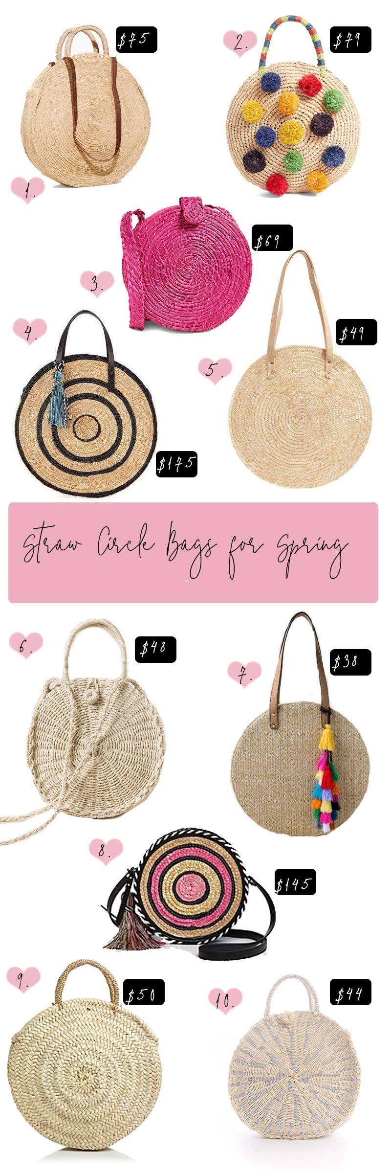 Gaia\'s Arc, JADEtribe Pom Pom Small Basket, Clare V Alice Sisal ...