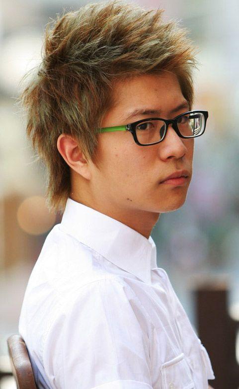 Incredible Asian Men Short Hair Styles And Short Hairstyles On Pinterest Short Hairstyles For Black Women Fulllsitofus